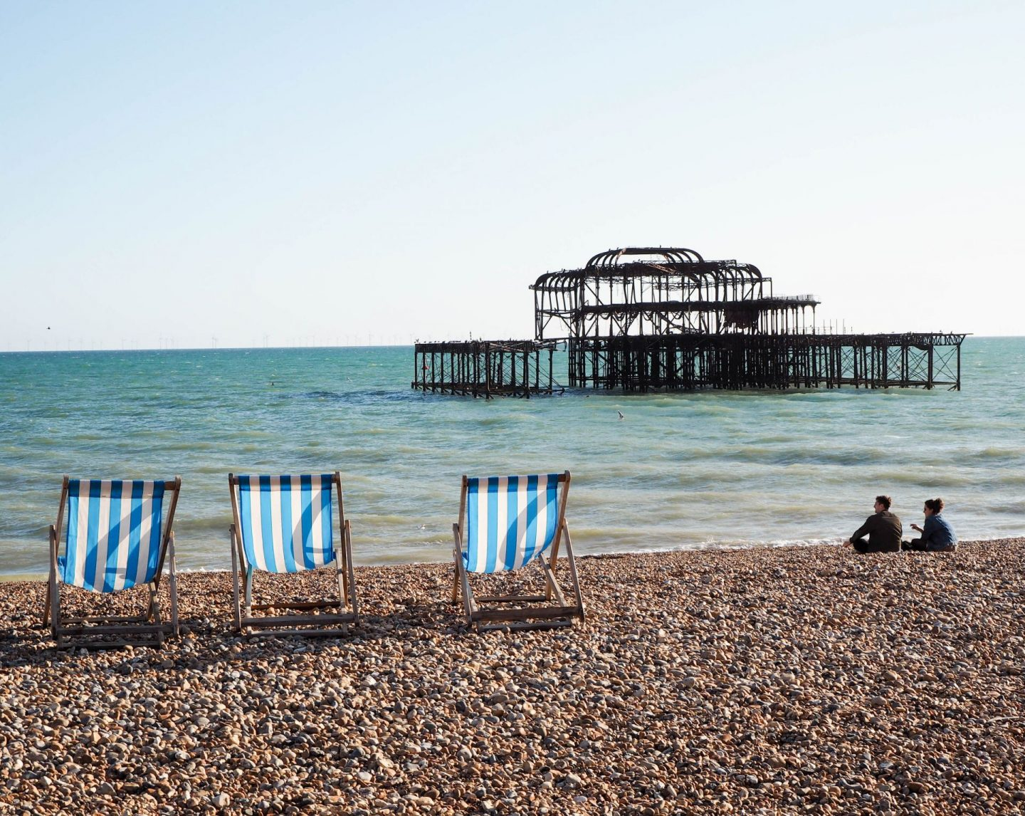 Brighton travel guide review british seaside kate winney little miss winney